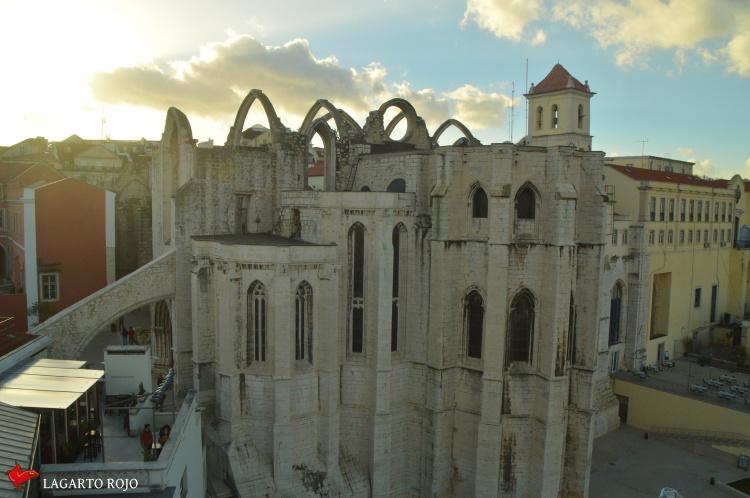 Ruinas del convento del Carmen