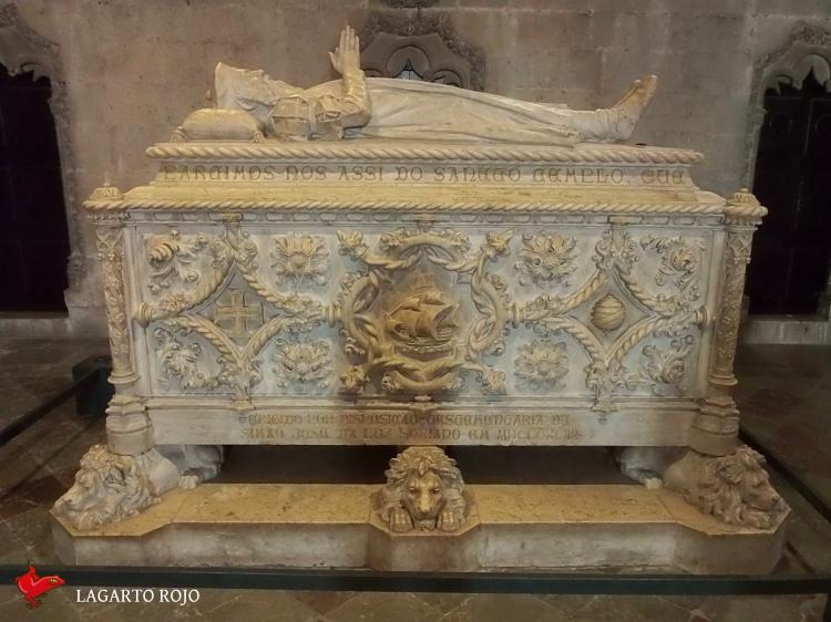 Sepulcro de Vasco da Gama