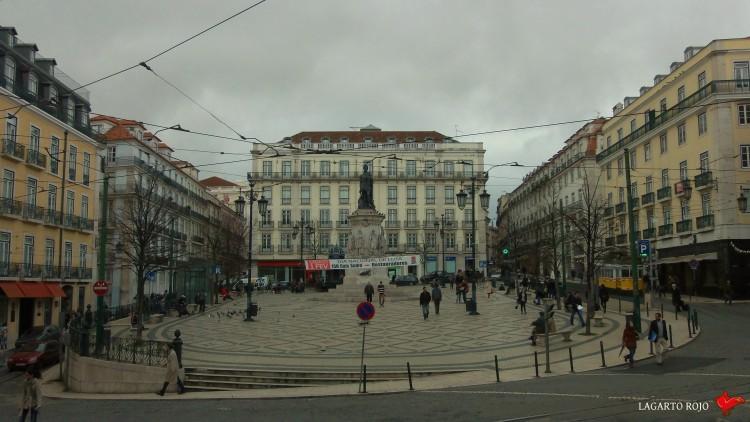 Plaza de Camões