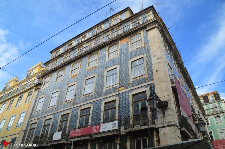 Edificio de la Baixa