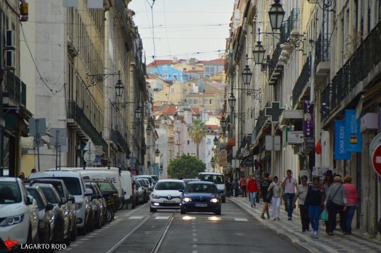 Calle de la Alfama