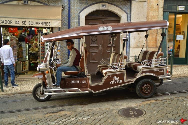 Motocarro turístico