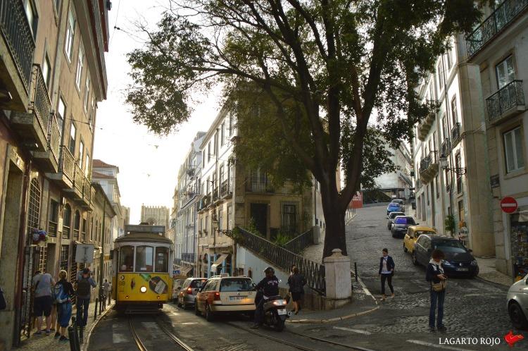 Calles de la Alfama
