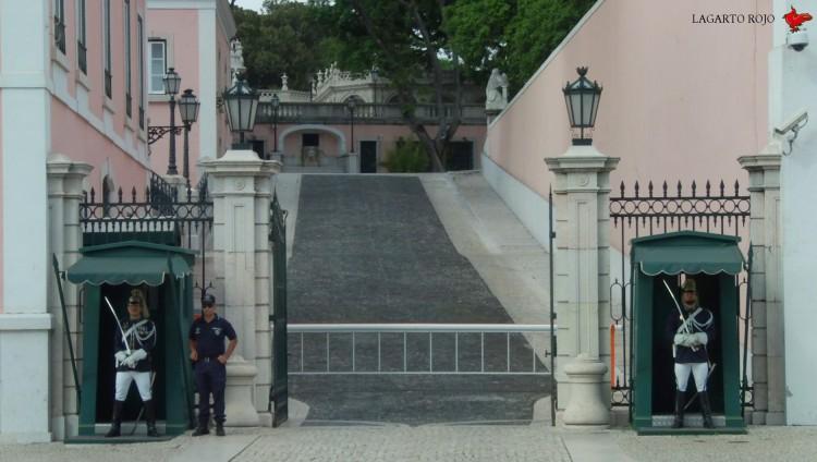 Guardia presidencial portuguesa