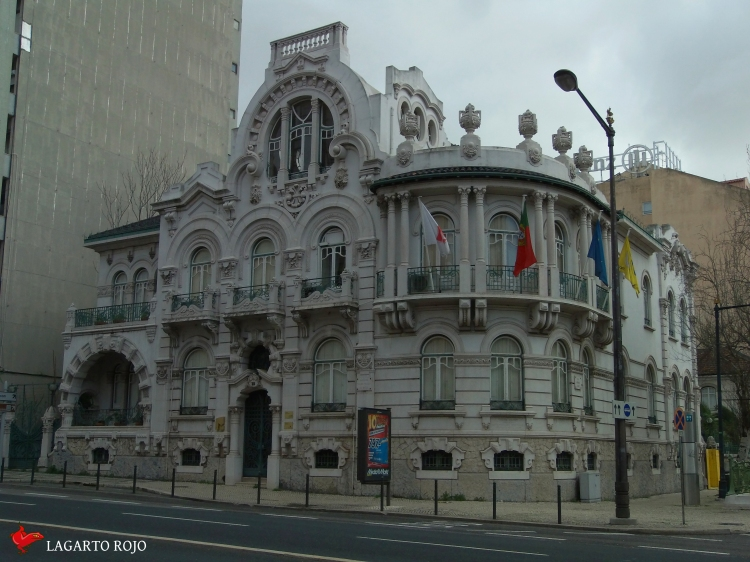 Palacete modernista