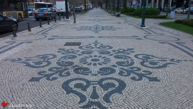 Pavimento de Lisboa