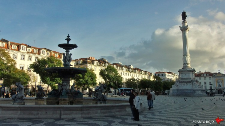 Plaza de Rossio