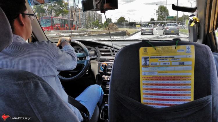 Taxi de Bogotá