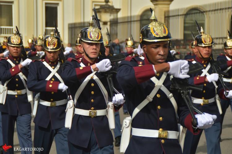 Guardia presidencial