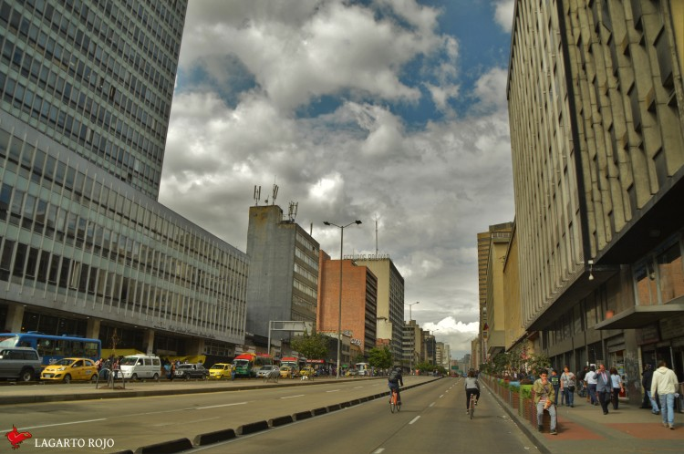 Centro de Bogotá