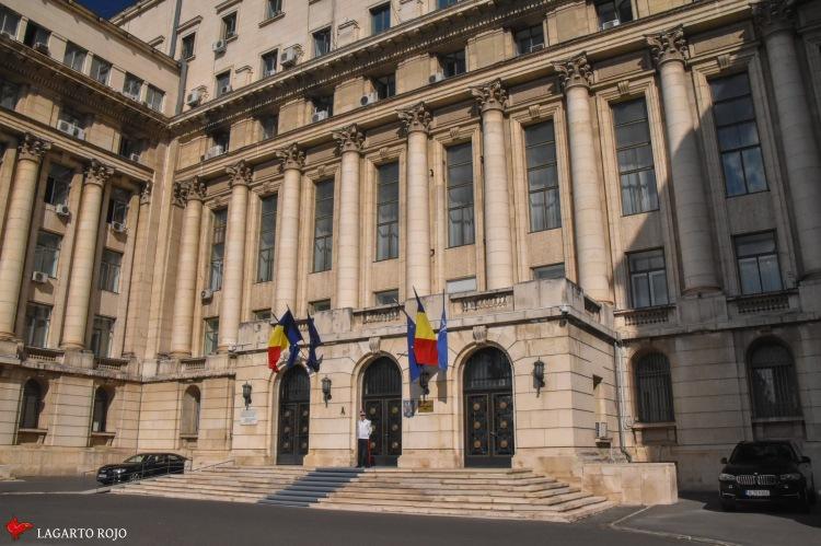 Ministerio del Interior de Rumanía