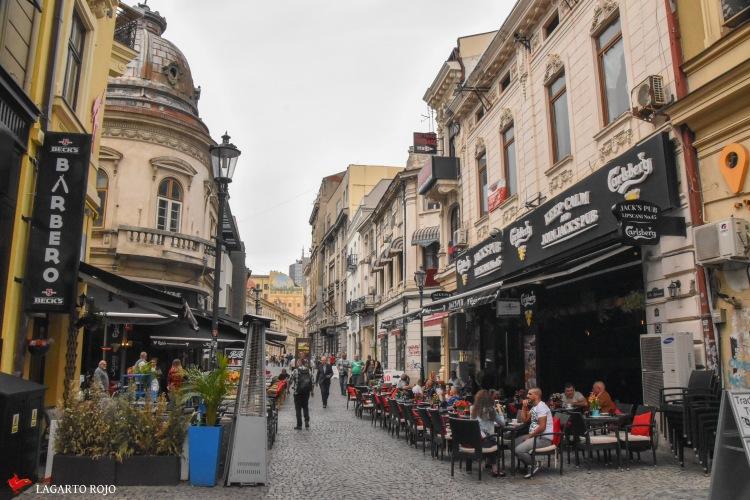 Calle Lipscani