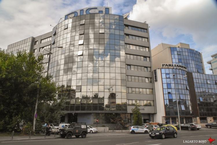 Oficinas en Bucarest