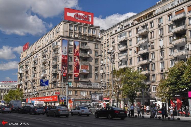 Avenida Nicolae Bălcescu