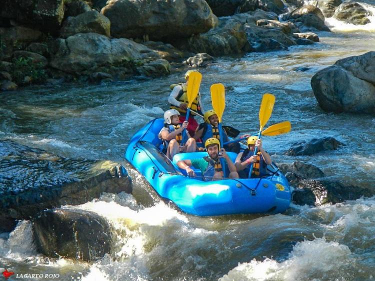 Descenso de ríos