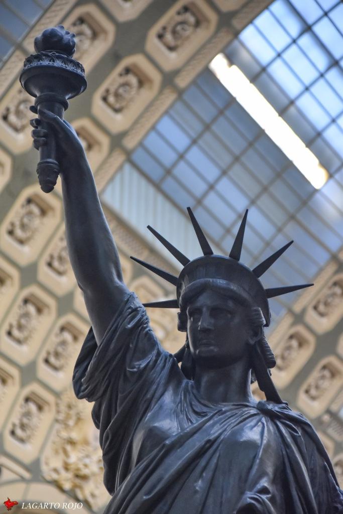 La Libertad de Bartholdi